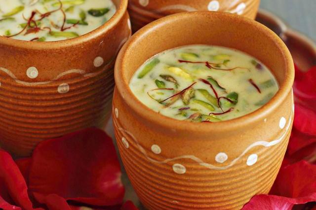 Bhang Ki Thandai Recipe images