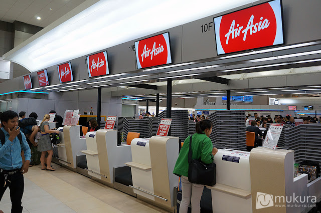 วิธีและขั้นตอนการขึ้นเครื่องบินที่ Terminal 2 สนามบินดอนเมืองใหม่