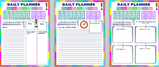 https://www.teacherspayteachers.com/Product/Daily-PLANNER-helps-you-to-become-more-organized-FREEBIE-2376695