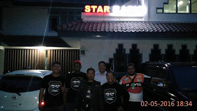 Dokumentasi Live On Air Tangerang Max Owners At Star Radio