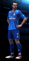 FIFA 19 Adidas x EA Sports Digital 4th Kits for PES 2013