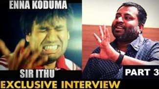 Editor Praveen KL Interview | Chennai 28