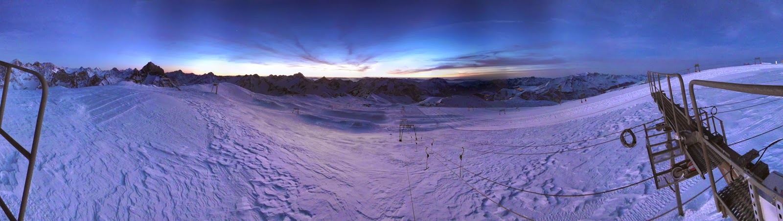 Les Deux Alpes Glacier Webcam, French Alps Webcam, Oisans webcams