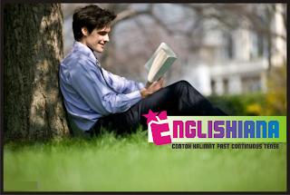 Tenses Bahasa Inggris - Contoh Kalimat Past Continuous Tense Berdasarkan Kegunaanya