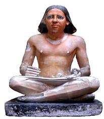 Escriba do Antigo Egito