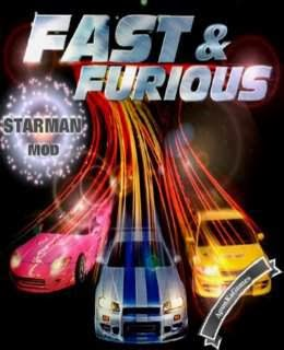 GTA Vice City Fast and Furious Cover, Poster