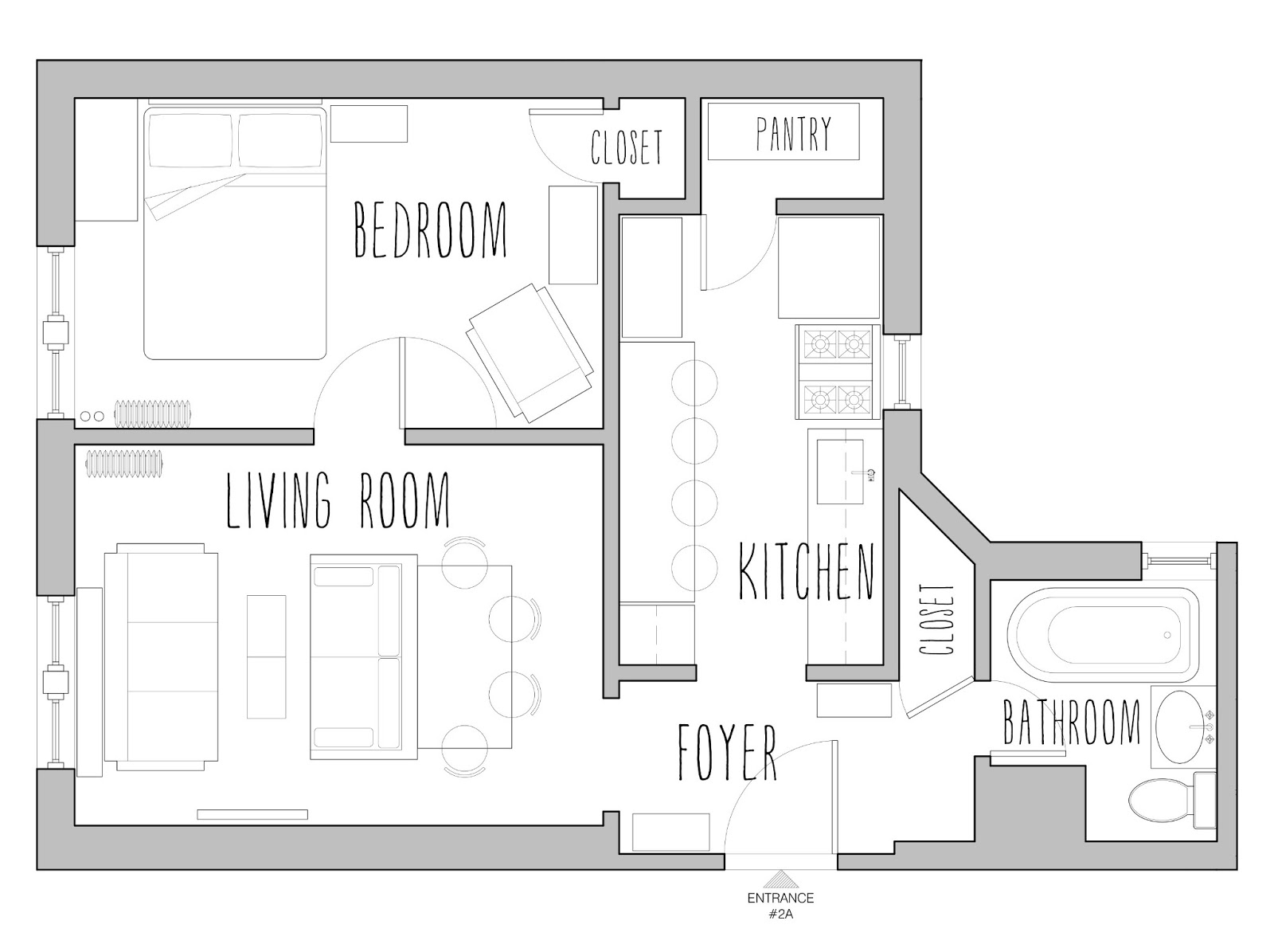 17 Beautiful Small House Plans 500 Sq Ft Home Plans