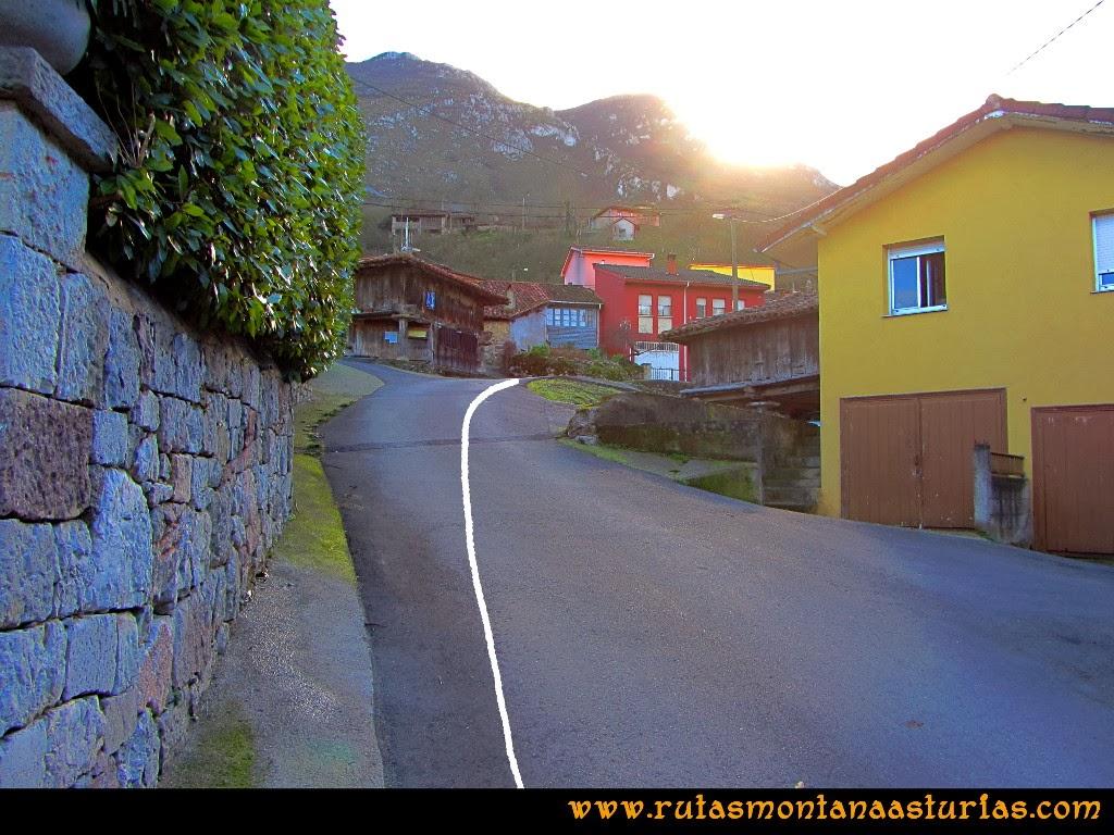 Rutas Montaña Asturias: Camino de Villamejil