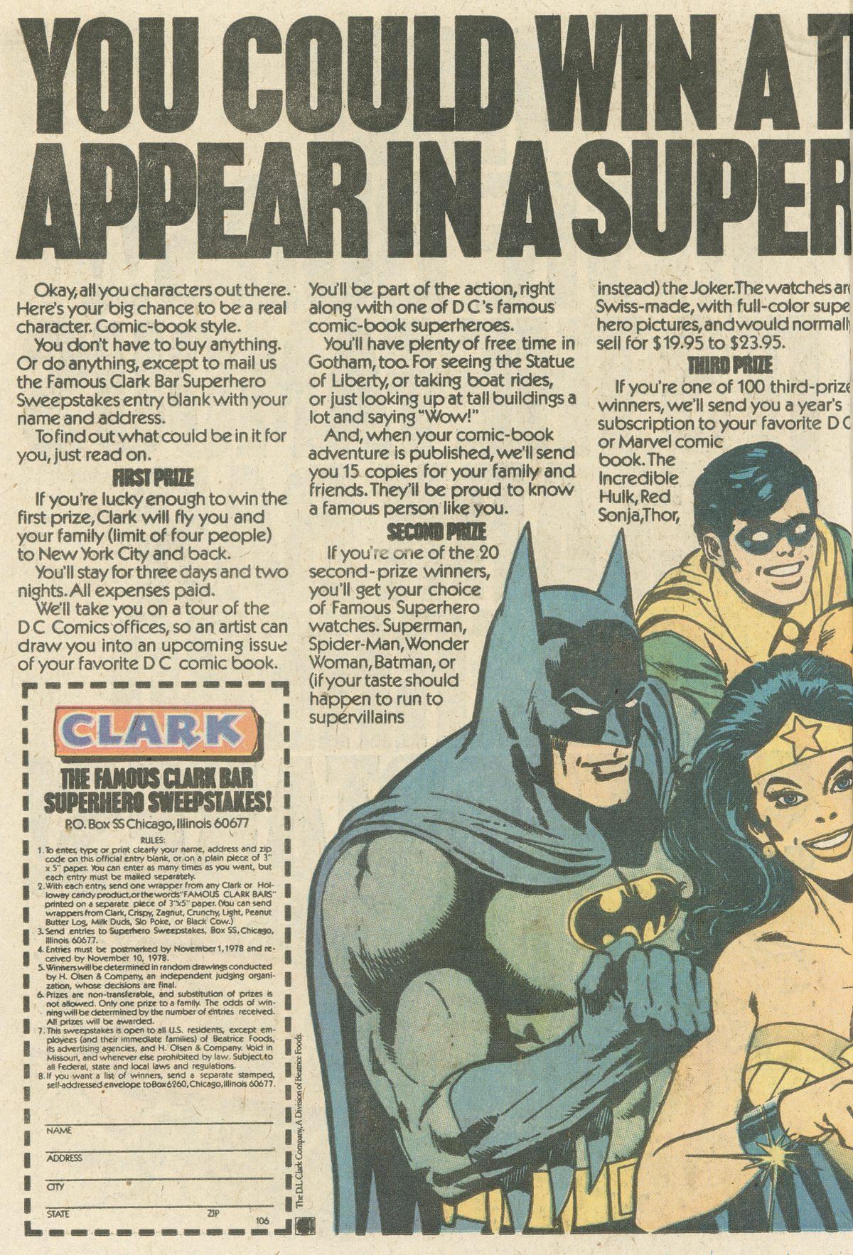 Read online World's Finest Comics comic -  Issue #252 - 43