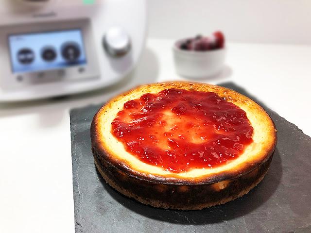 Cheesecake Fit | Tarta de Queso Sin Azúcar y Baja en Grasa