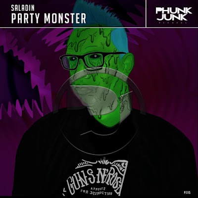 Saladin Unveils New Single 'Party Monster'