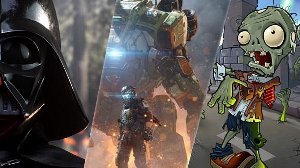 رسميا شركة EA تعلن عن عودة العاب Need For Speed و Titanfall تم Plants vs Zombies خلال هذا العام