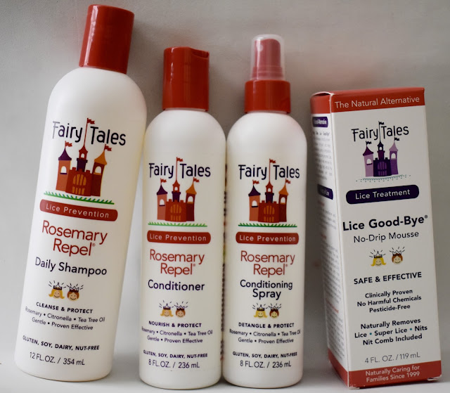 Prevent Lice products