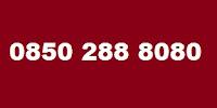 0850 288 8080 Telefon Numarası Kimin