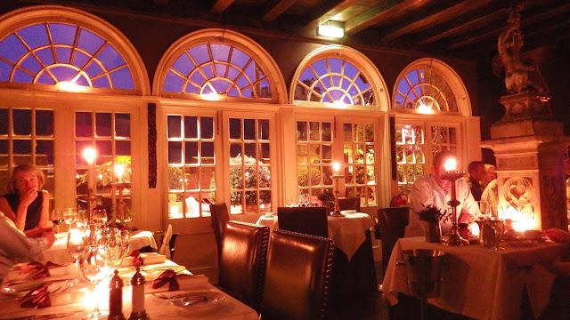 Romantic dinner edinburgh