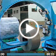 Master coil packaging machine and wrapper