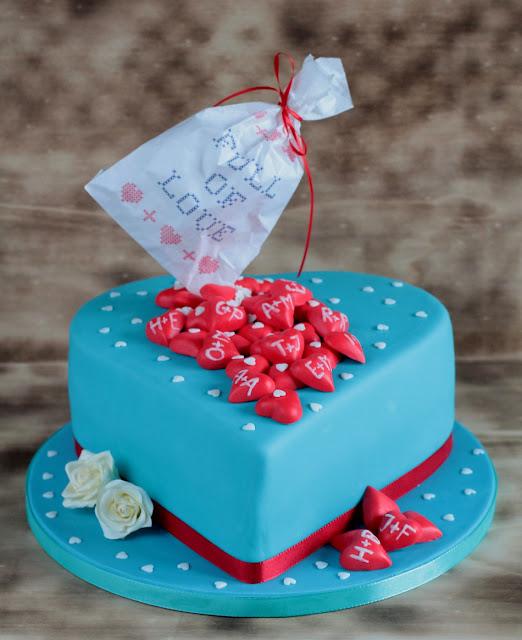 Valentinstag Herzentorte Fur Den Liebsten Tortenschlaraffenland