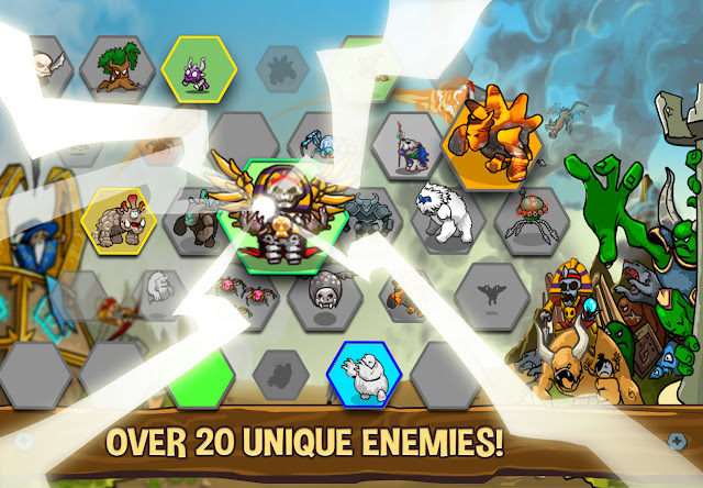 Tower Defense: Kingdom Wars MOD APK unlimited money