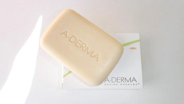 Дерматологическое мыло A-Derma Soap-free Dermatological Bar