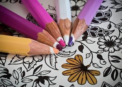 29 Cuadernos de colorear para adultos