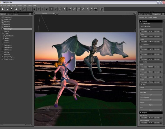 DAZ Studio Pro 4.9.4.122 Full Version Free Download