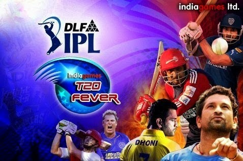 Free Download DLF IPL T20 Cricket Full Version Game