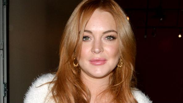 Celebridades y famosos que han sido víctimas de robos Lindsay Lohan