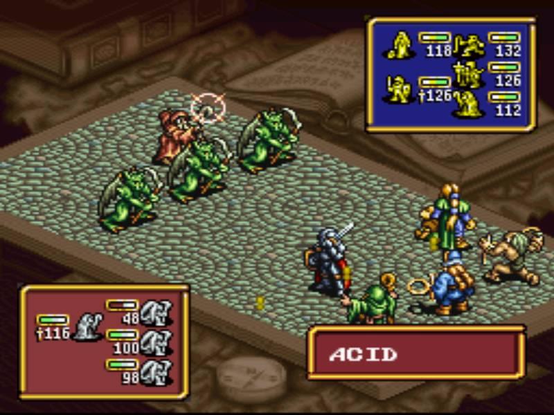 Jared Unzipped: My Favorite Video Games: Ogre Battle