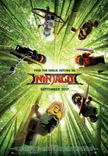 Film The Lego Ninjago Movie 2017 di Bioskop
