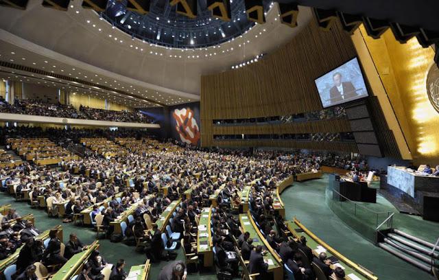 Tak Gentar oleh Trump, Indonesia Resmi Dukung Resolusi PBB