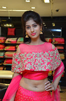 Naziya Khan bfabulous in Pink ghagra Choli at Splurge   Divalicious curtain raiser ~ Exclusive Celebrities Galleries 021.JPG