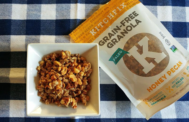 KitchFix Grain-Free Honey Pecan Granola #ad