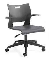 Global Duet Task Chair