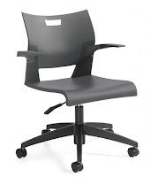 Global Duet Task Chair