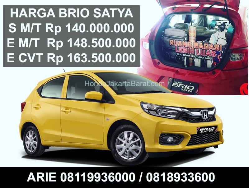Delaer Mobil Honda Jakarta Barat Info Harga Promo Mobil Honda