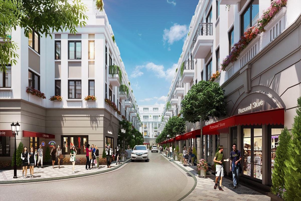 Dự án Diamond Shophouse Lào Cai