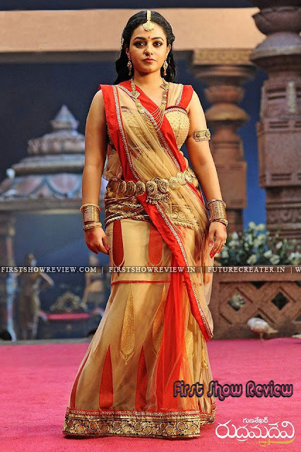 Rudhramadevi Exclusive Photos