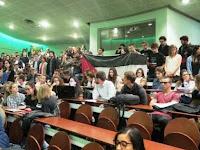 Bela Palestina, Mahasiswa Perancis Ini Berani Mengusir Dubes Israel yang...