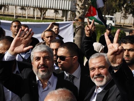 Líder de Hamás promete liberar Jerusalén y Palestina