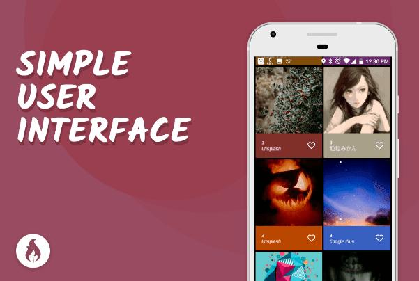 تطبيق Wall of Fame للحصول علي خلفيات جديدة وحديثة مجانا للهواتف يوميا