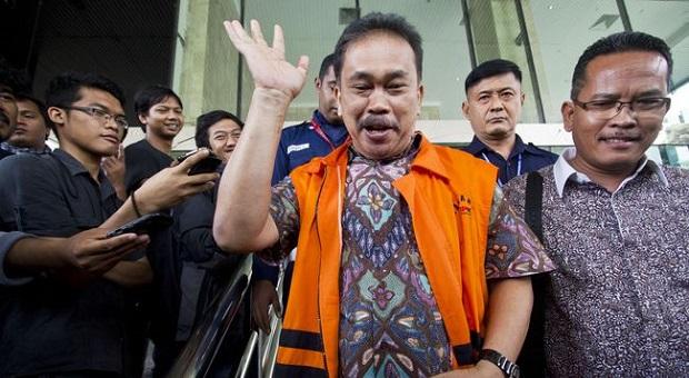 KPK Tetapkan Gubernur Aceh Jadi Tersangka Kasus Suap