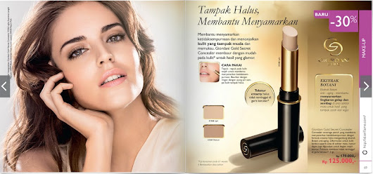 Katalog Oriflame Juli 2015 Online Indonesia Promo Edisi My Naked Truth Edt
