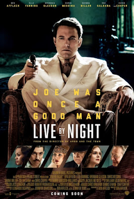 Live By Night 2016 DVD R2 PAL Spanish