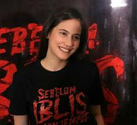 Pevita Pearce Pemeran Maya di film Sebelum Iblis Menjemput