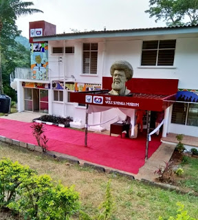 Prof. Wole Soyinka House In OAU has Been Commissioned as a Museum (See Photos)