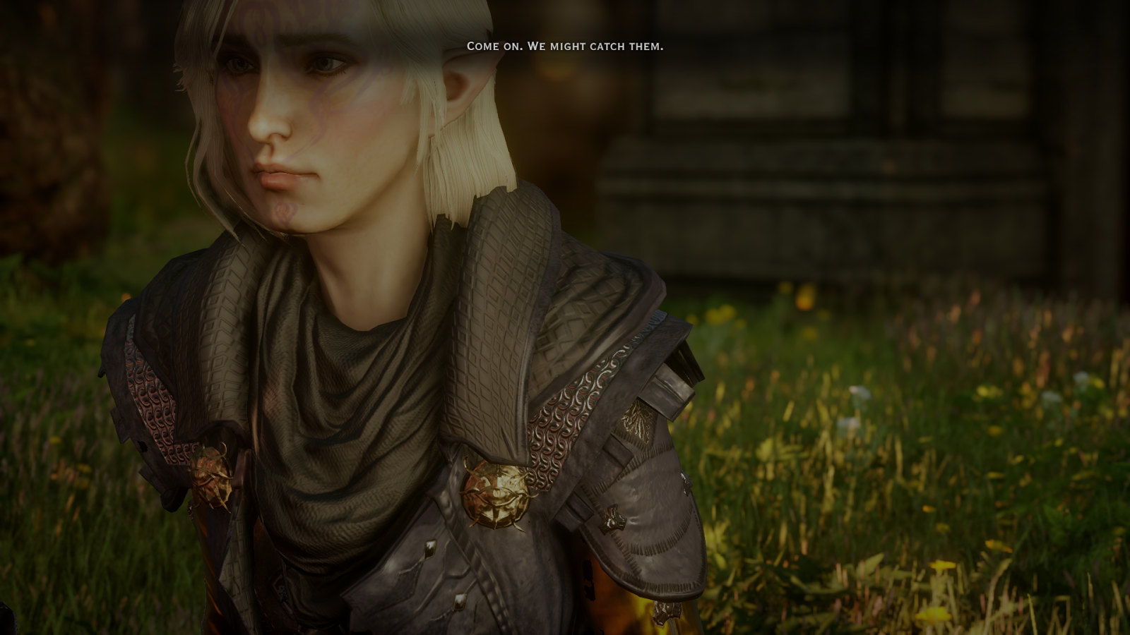wear your grudge like a crown: dragon age: inquisition