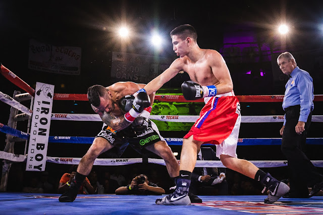 De meest prominente Arabische prestaties in het boksen