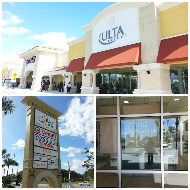 Grand Opening of ULTA in Miami Bellezas for Beautifuls  Babushkas Baile