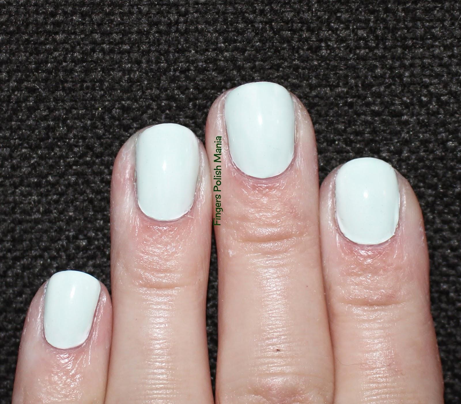 fingers polish mania: August 2014