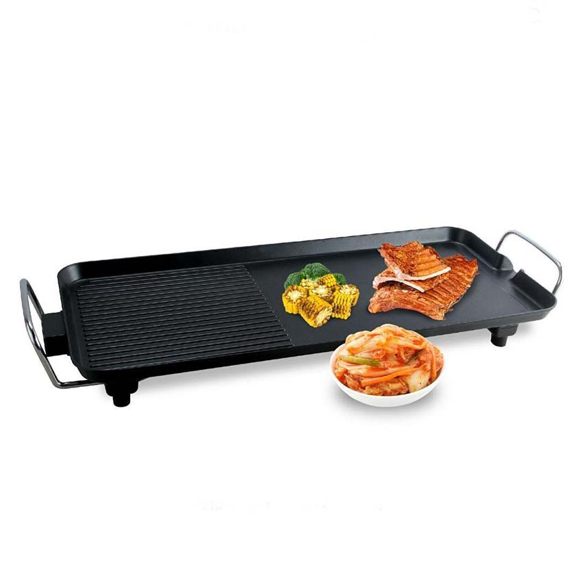 OX-137 Oxone Multi Function Flat Electric Griller - 1800W